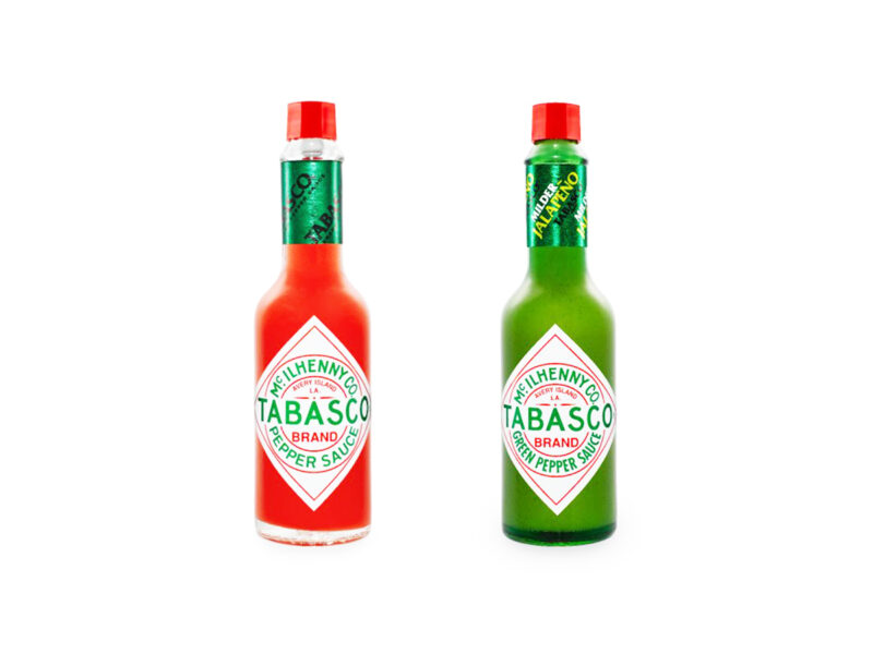 Tabasco ( Green – Red ) 60ml